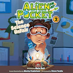 Alien in My Pocket Audiobook