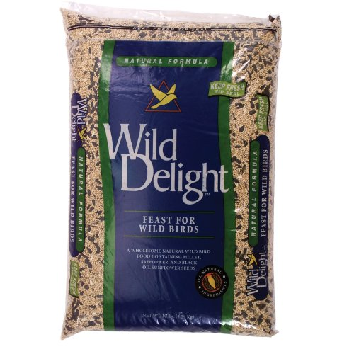 Wild Delight 371200 Feast For Wild Bird Food, 20-Pound