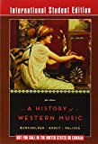 A History of Western Music (0393937119) by Burkholder, J. Peter