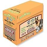 James Wellbeloved Turkey & Rice Adult Dog Pouches 150g x 10