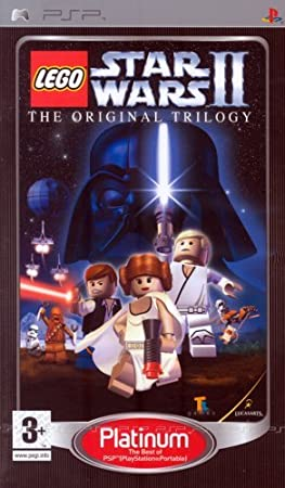 LEGO Star Wars II: The Original Trilogy (PSP) by ACTIVISION