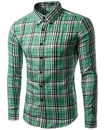 goewa-maglia-a-manica-lunga-uomo-olive-green-etichetta-xxl-us-l