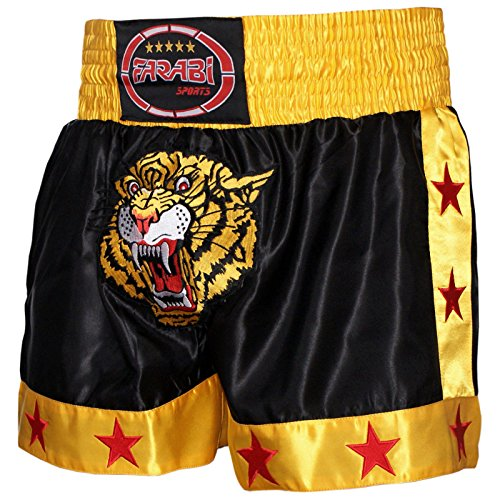 Muay-Thai-Kick-Boxing-Short-Tiger-free-shipping