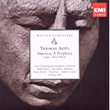 Ad�s: America: A Prophecy (Songs and Choral Works) (British Composers)by Thomas Ad�s