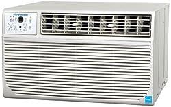 Keystone KSTAT12-2A Energy Star 12,000 BTU 230V Through-the-Wall Air Conditioner with
