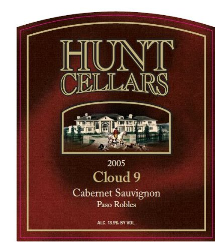 2005 Hunt Cellars 'Cloud 9' Cabernet Sauvignon, Paso Robles 750 Ml