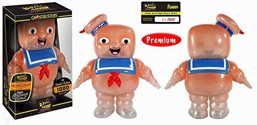 Ghostbusters Funko Hikari 9 Vinyl Figure: Stay Puft Marshmallow Man (Pink) by Ghostbusters
