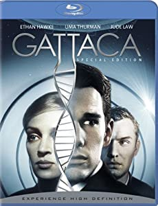 "Cover of ""Gattaca [Blu-ray]"""