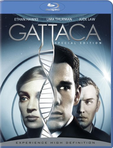 Cover art for  Gattaca [Blu-ray]