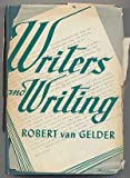 img - for Writers and Writing book / textbook / text book