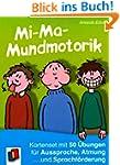 Mi-Ma-Mundmotorik: Kartenset mit 50 �...