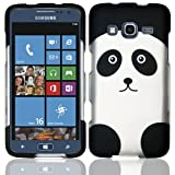 White Black Panda Bear Hard Cover Case for Samsung Galaxy Tax 7.0 SCH-I800 SGH-T849 GT-P1000 P32T