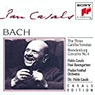 Bach: The Three Gamba Sonatas, Brandenburg Concerto No. 4