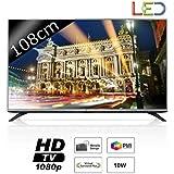 LG 43LF5400 TV LED Full HD 108cm 300Hz