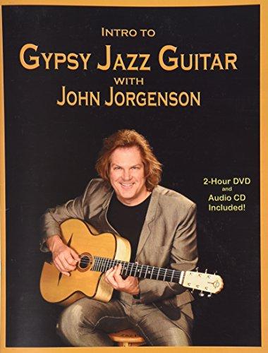Introduction to Gypsy Jazz Guitar: John Jorgenson