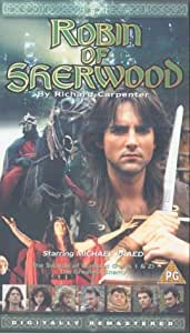 Amazon.com: Robin Hood [VHS]: Peter Llewellyn Williams ...