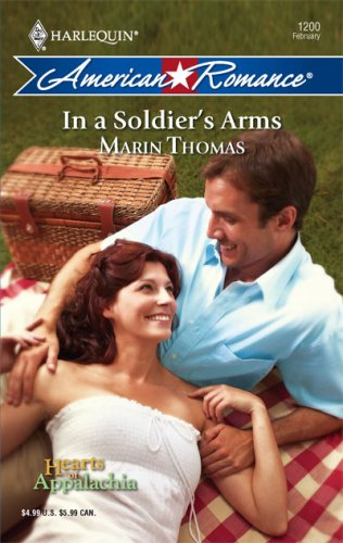 Image of In A Soldier's Arms