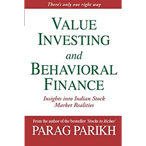 Value investing and behavioral finance by parag parikh