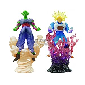 Super Saiyan Trunks & Piccolo: Dragon Ball Z Ultimate Sparks Twin ~2.5