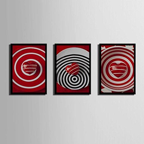 espiral-marco-de-amor-pintura-decorativa-pintura-de-la-pared-arte-pintado-oilcloth-comedor-dormitori