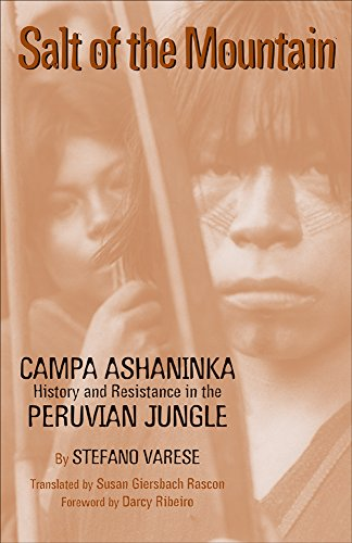 Salt of the Mountain: Campa Asháninka History and Resistance in the Peruvian Jungle
