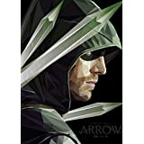 Arrow A4 NON TEARABLE High Quality Printed Poster Wall Art - 11.7 X 16.5 Inch - B013R4FT42