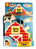 Farm-Fun!-Bath-Book-and-Squirting-Tub-Toy-Little-Squirts