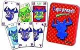 Gigamic - AMSIXQ - Jeu de Cartes de Stratégie - 6 Qui prend !