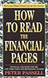 How to Read The Financial Pages (0446606707) by Peter Passell