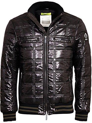 Versace Jeans Couture Jacke (M-03-Ja-31932) - 46(DE) / 46(IT) / 46(EU) - antrazit