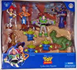 51VfS3LrthL. SL160  Walt Disney World Toy Story Figurine Figure Box Set