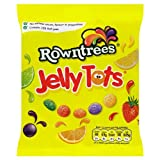 Rowntree's Jelly Tots 6x160g