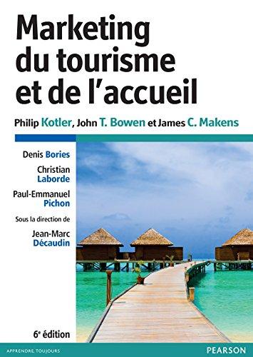Marketing du tourisme et de l'accueil