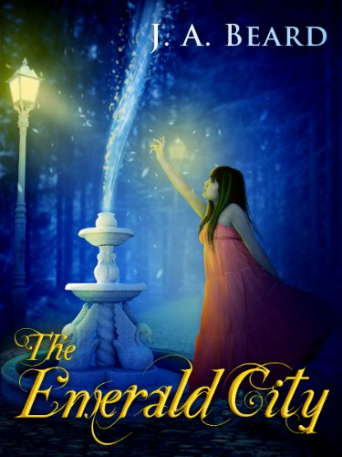 Check Out Today's Kindle Fire at KND eBook of The Day: J.A. Beard's Enthralling & Modern Take on The Wizard of Oz – The Emerald City