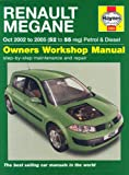 Renault Megane Petrol and Diesel Service and Repair Manual: 2002 to 2005 (Haynes Service and Repair Manuals)