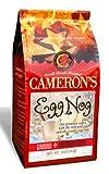 Cameron's Coffee Egg Nog Holiday Ground Coffee, 10-Ounce