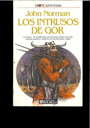 Los Intrusos De Gor