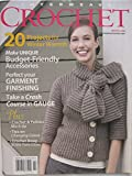 img - for Interweave Crochet Magazine Winter 2008 book / textbook / text book
