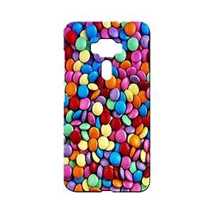 BLUEDIO Designer Printed Back case cover for Asus Zenfone 3 - G4378