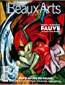 Beaux Arts magazine, N°186 : Europe : l'expression Fauve par Beaux Arts Magazine