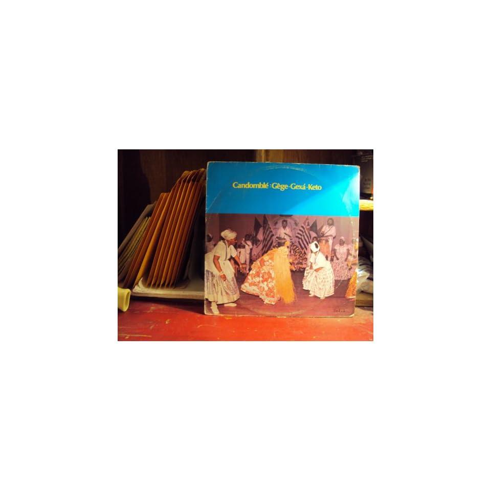 Keto [Brazil, Voodoo] Templo Associado Xango Aira Aufungege Music
