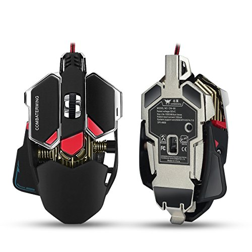 4800-DPI-Wired-Gaming-Mouse-Optical-USB-Game-Mice-Ergonomic-Design-with-Programmable-10-Buttons-Aluminium-Base-for-PC-MAC