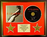 RIHANNA/CD DISPLAY/LIMITED EDITION/COA/GOOD GIRL GONE BAD