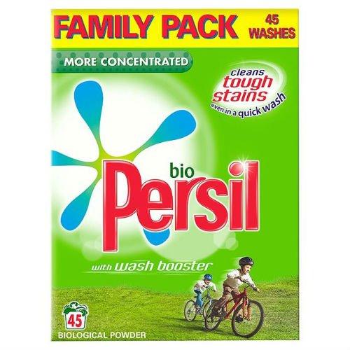Persil Bio Laundry Powder 45 Wash 3.2kg