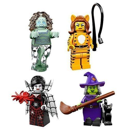 LEGO Series 14 Minifigure Spider Lady