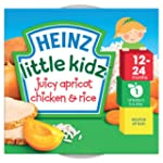 Heinz Little Kidz Juicy Apricot Chick...