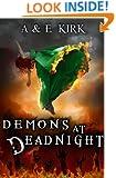 Demons at Deadnight (Divinicus Nex Chronicles series Book 1)