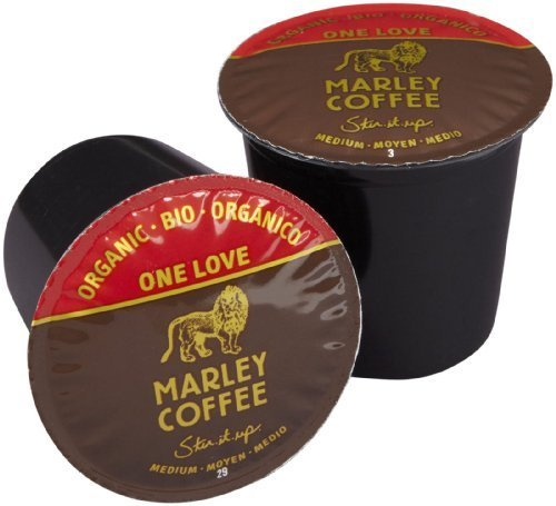 MARLEY COFFEE COFFEE RLCP ONE LOVE, 12 PC