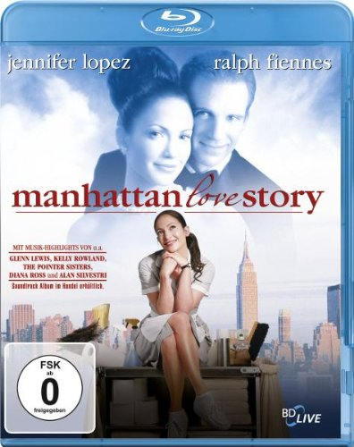 Manhattan Love Story [Blu-ray]