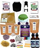 KKamp Continuous Brew Kombucha DELUXE PACKAGE - Black w/ Stand + Tee/Cap Set